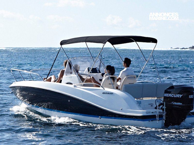 Quicksilver Activ 605 Sundeck � vendre - Photo 1