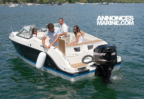 Quicksilver Activ 675 Cruiser � vendre - Photo 1