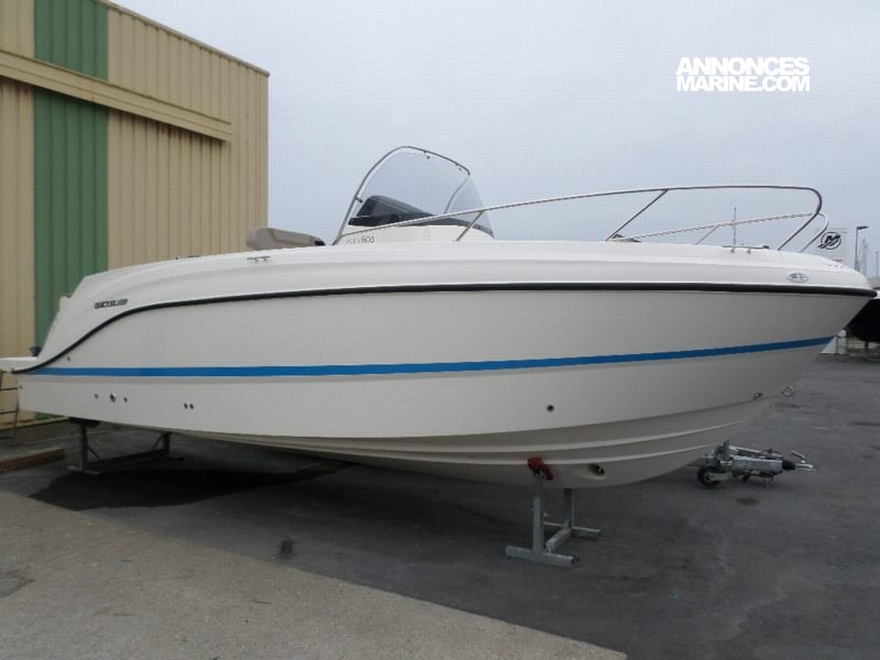 Quicksilver Activ 805 Open � vendre - Photo 1