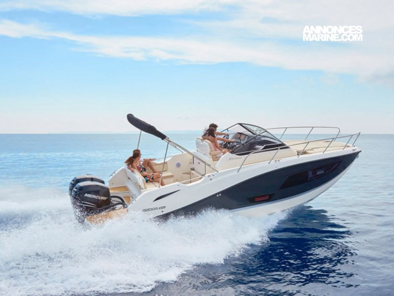 Quicksilver Activ 875 Sundeck � vendre - Photo 1
