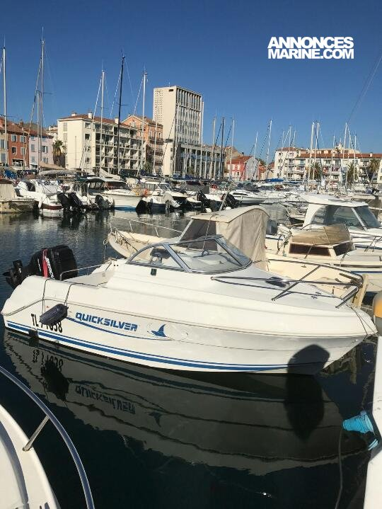 Quicksilver Quicksilver 520 Cruiser � vendre - Photo 1