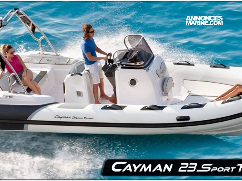 Ranieri Cayman 23 Sport Touring � vendre - Photo 1