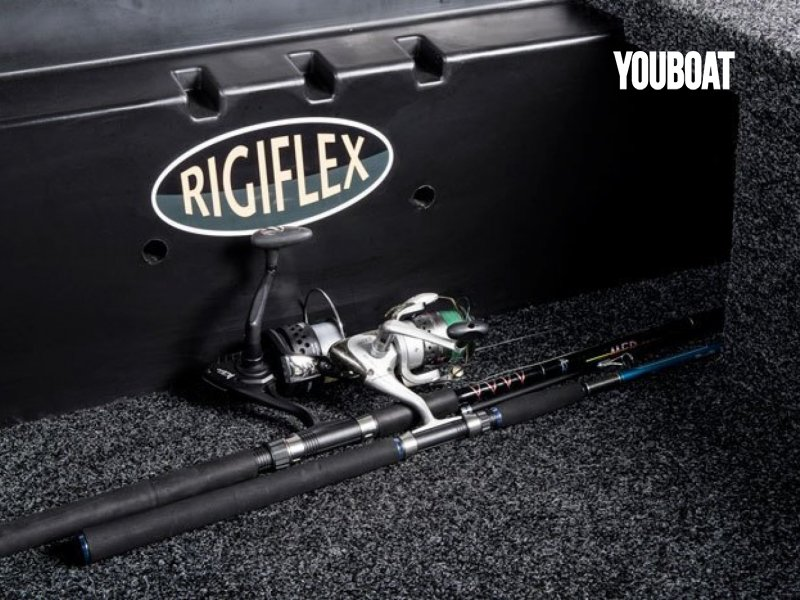 Rigiflex Aqua Bass Boat - Photo 1