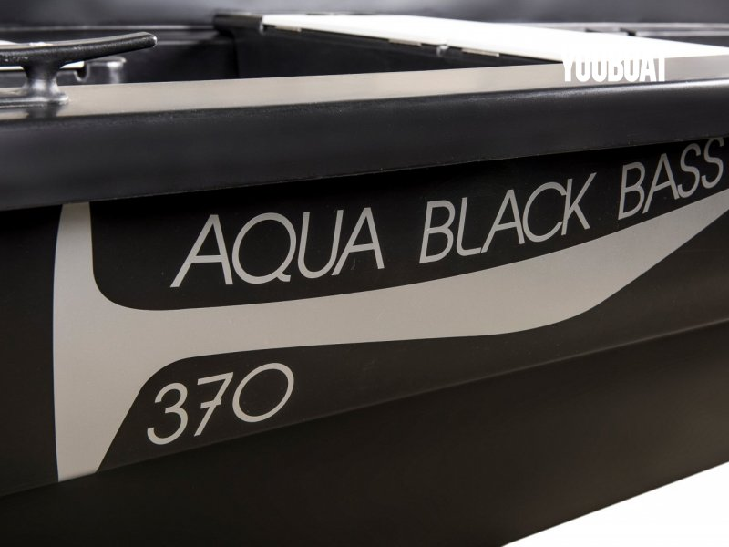 Rigiflex Aqua Black Bass 370