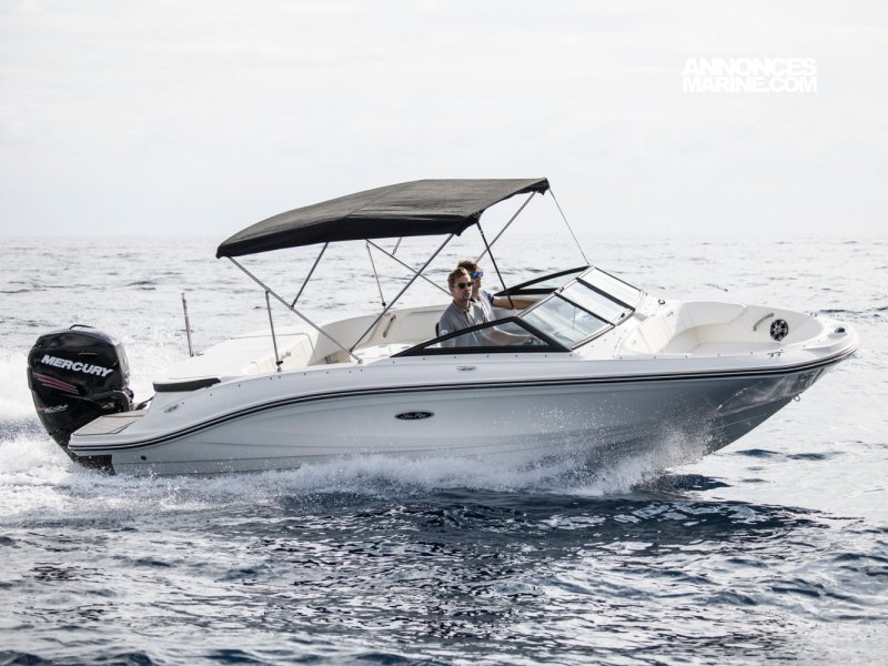 Sea Ray Sea Ray 210 SPX OB � vendre - Photo 1