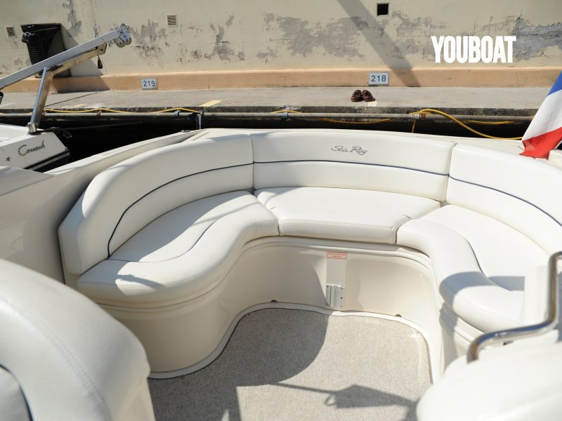 Sea Ray 260 Overnighter used - 1999 by ELCO MARINE