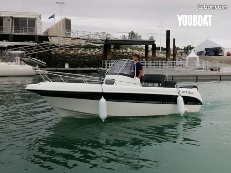 Selection Boats Aston 21 - 115ch Evinrude (Ess.) - 27.000 €