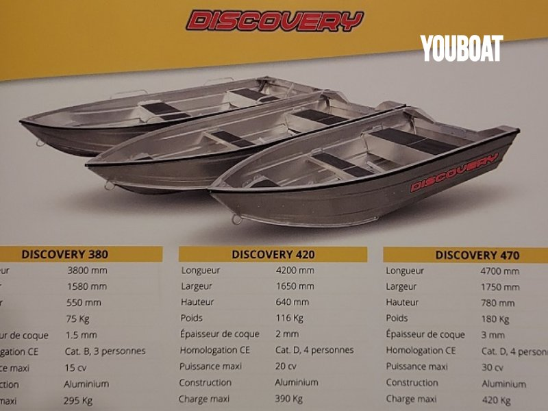 Selection Fishing Barque Discovery 380 à vendre - Photo 5