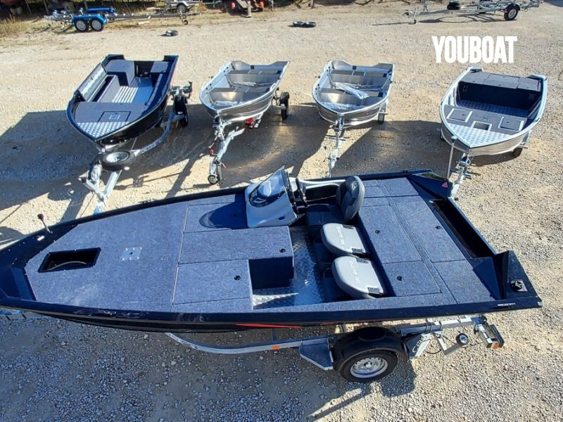 Selection Fishing Barque Discovery 380 à vendre - Photo 10