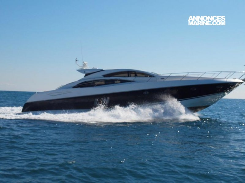 Sunseeker Predator 62 � vendre - Photo 1