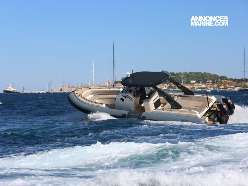 Wimbi Boats W10 II � vendre - Photo 1