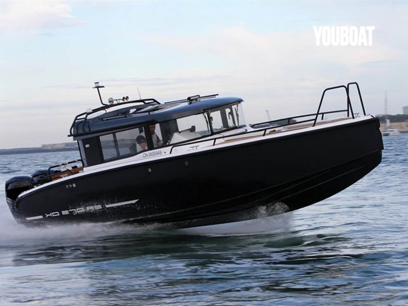 XO Boats 270 RS Front Cabin occasion à vendre