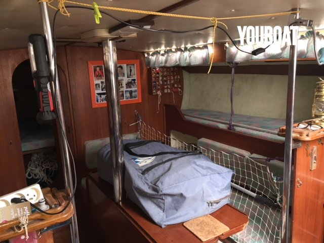 Yachting France Jouet 37 - 50ch 4108 Perkins Lombard (Die.) - 11.4m - 1981 - 25.000 €