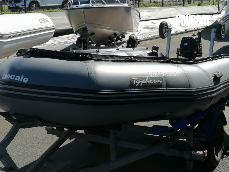 Zodiac Typhoon 420 Alu à vendre - Photo 4