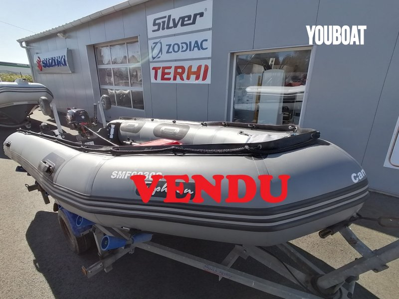 Zodiac Typhoon 420 Alu à vendre - Photo 1