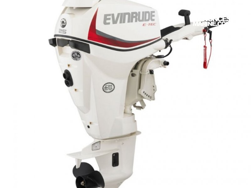 Evinrude E-TEC E25 � vendre - Photo 1
