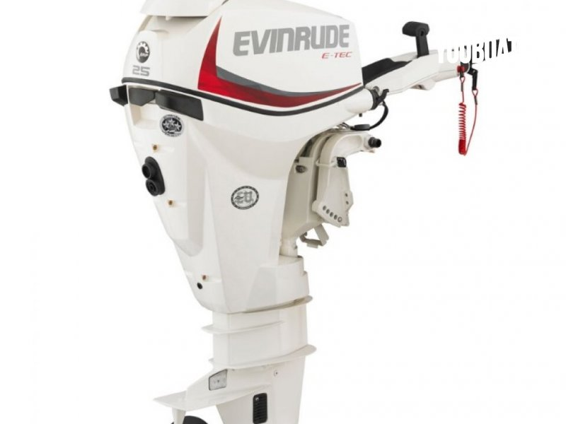 Evinrude E-TEC E25 - Photo 1