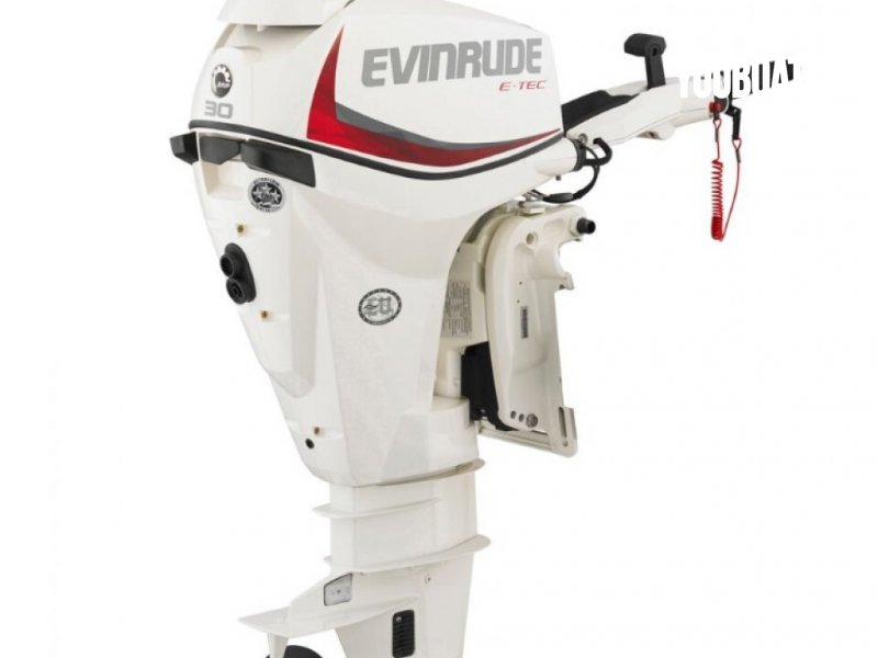 Evinrude E-TEC E30 - Photo 1