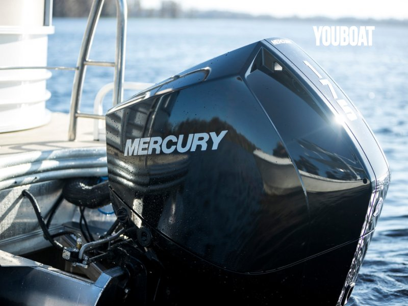 Mercury 200 CV 4 TEMPS  à vendre - Photo 2