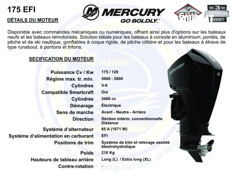 Mercury F 175  - Photo 1