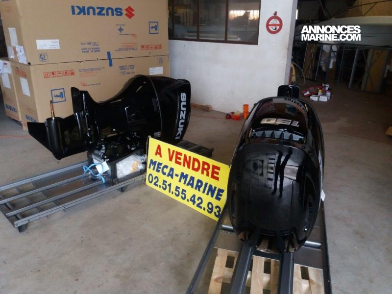 Suzuki DF 150 APL � vendre - Photo 1