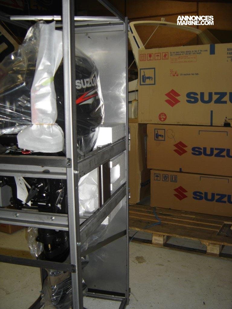Suzuki DF 20 A � vendre - Photo 1