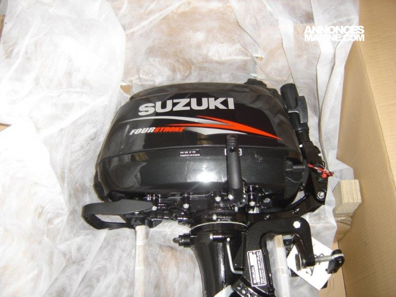 Suzuki DF 2,5 S � vendre - Photo 1