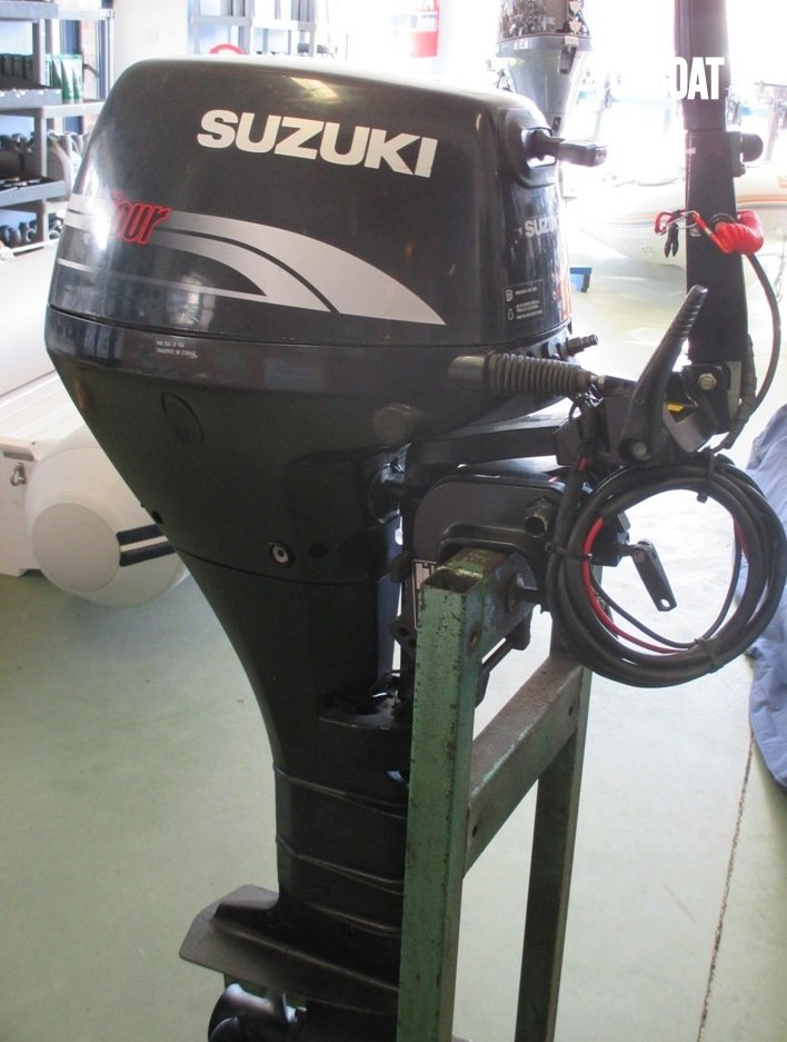 Suzuki DF9.9EL à vendre - Photo 1