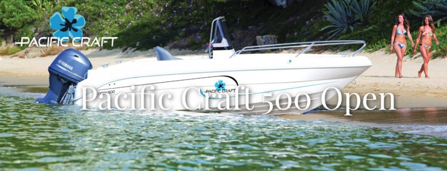 Pacific Craft 500 Open new