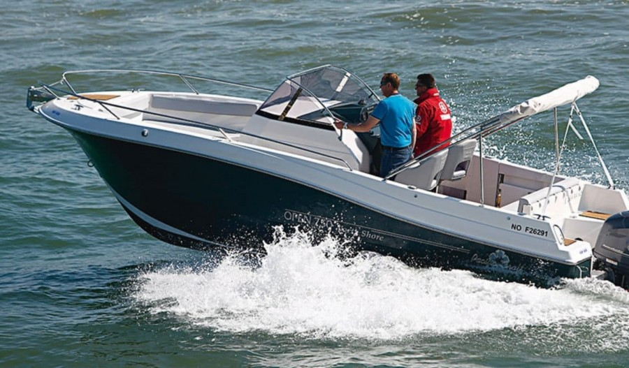 Pacific Craft 750 Open gebraucht