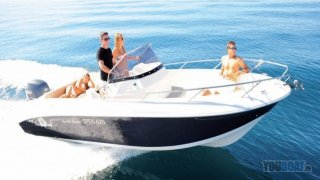 Pacific Craft 670 Open new