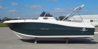 achat bateau Pacific Craft Pacific Craft 750 Open BEAR MARINE PLAISANCE