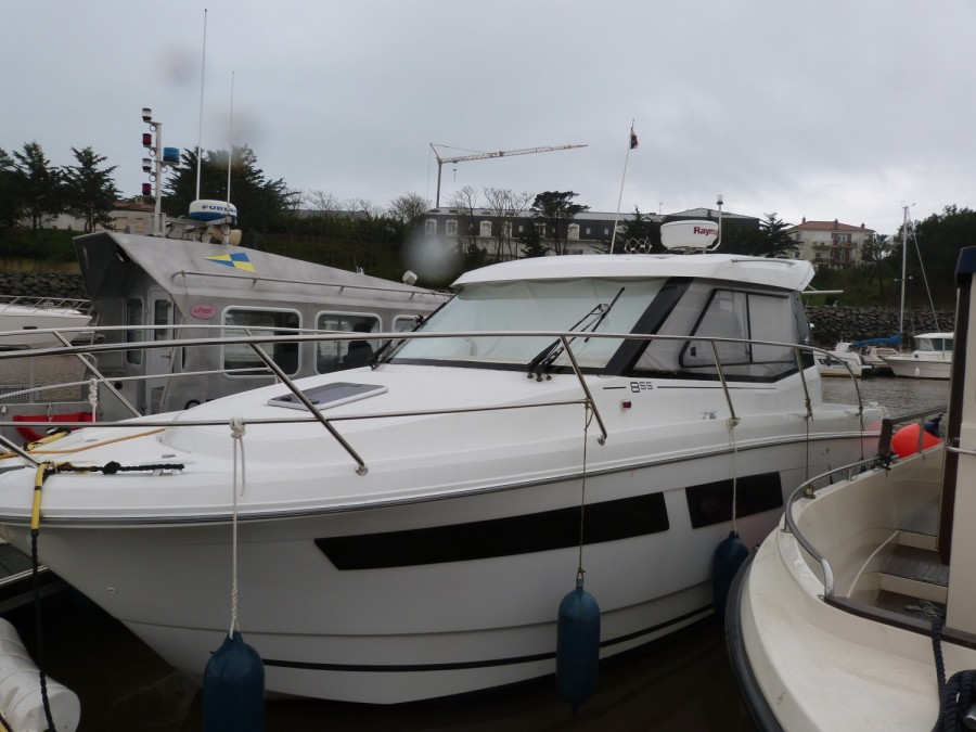 Jeanneau Merry Fisher 855 à vendre par