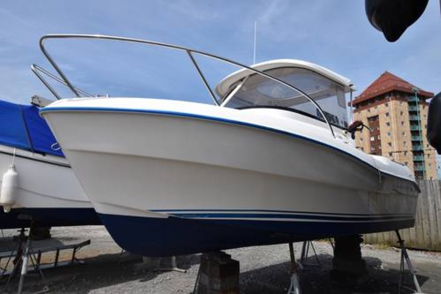 Quicksilver 530 Pilothouse for sale by