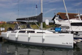 Hanse 345 used for sale