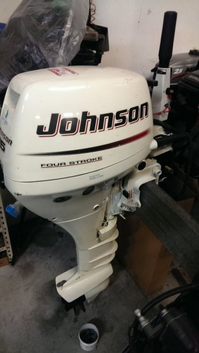 Johnson 15 cv 4 temps à vendre par