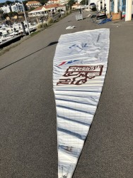 achat Voile et Spi Grand Voile Figaro 1  EOLE PERFORMANCE
