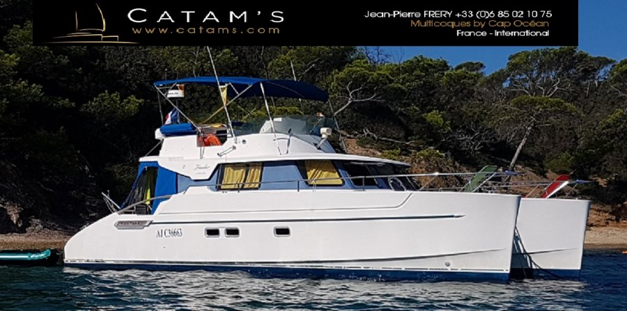 Fountaine Pajot Maryland 37 à vendre par