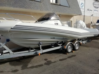 Zodiac N-ZO 700 Cabin � vendre - Photo 11