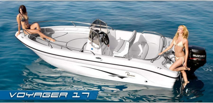 Ranieri Voyager 17 for sale by