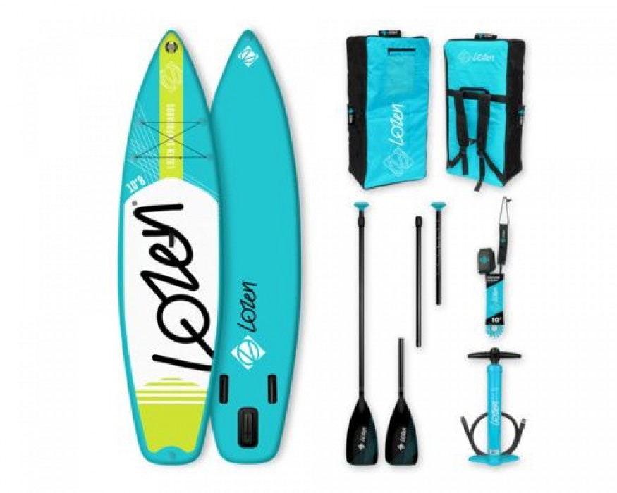 PACK PADDLE 10'8 LOZEN EQUIPEMENT COMPLET neuf