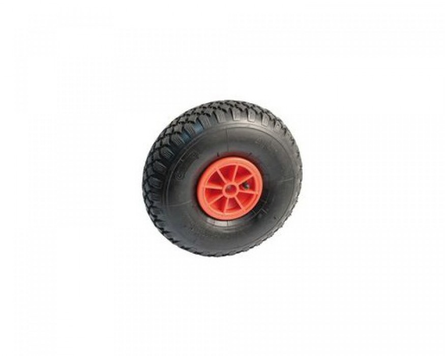 ROUE GONFLABLE CORPS ROUGE D 2060 ALESAGE D 20 neuf
