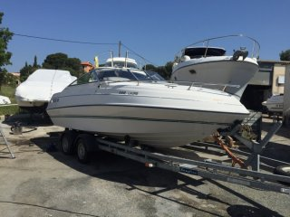 bateau occasion Four Winns Sundowner 195 MARINE SELECTION