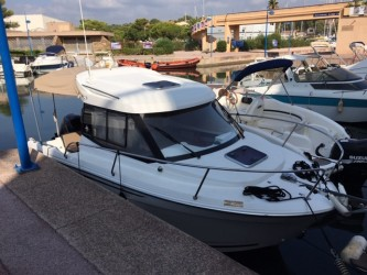 Jeanneau Merry Fisher 605 � vendre - Photo 1