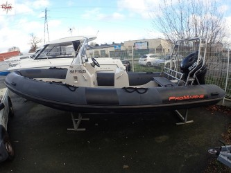 Pro Marine Manta 680 � vendre - Photo 1