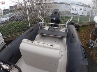 Pro Marine Manta 680 � vendre - Photo 5