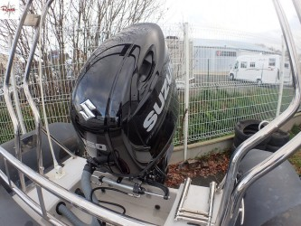 Pro Marine Manta 680 � vendre - Photo 6