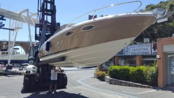 bateau occasion Sea Ray Sea Ray 240 Sunsport LUCKER YACHTS