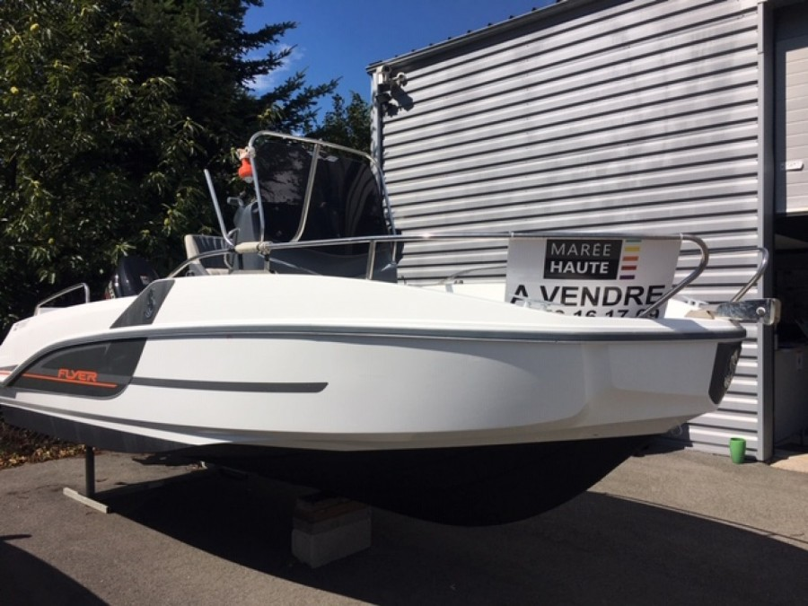 Beneteau Flyer 5.5 SPACEdeck tweedehands