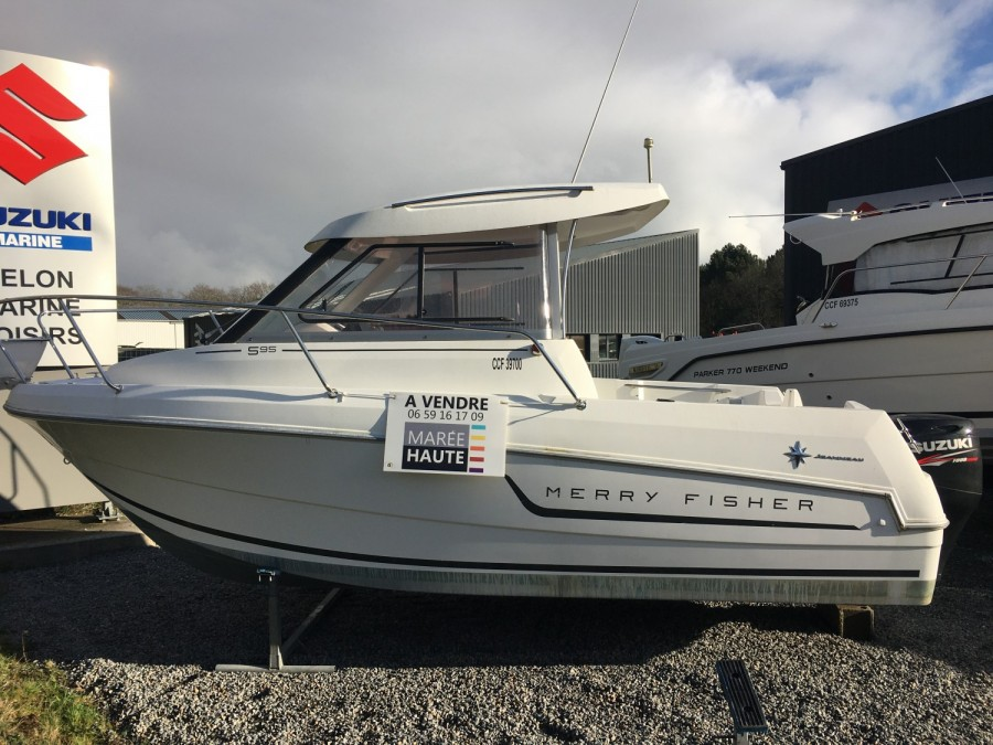 Jeanneau Merry Fisher 595 used